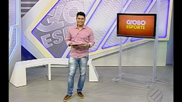 Globo Esporte Pará - íntegra - 21/02/2017
