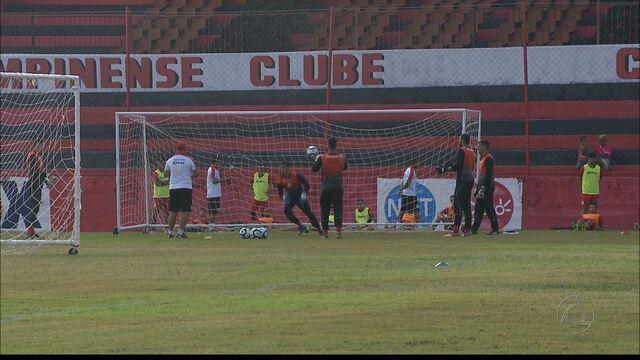 Em bom momento, Campinense espera dar passo decisivo por vaga na Copa do Nordeste