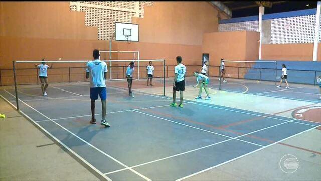 Piauienses se preparam para o Circuito Mundial de Badminton
