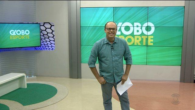 Globo Esporte CG: confira na íntegra o programa desta sexta-feira (24/02/2017)