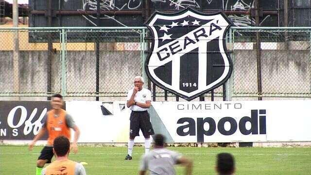 Givanildo Oliveira terá tempo para treinar o Ceará