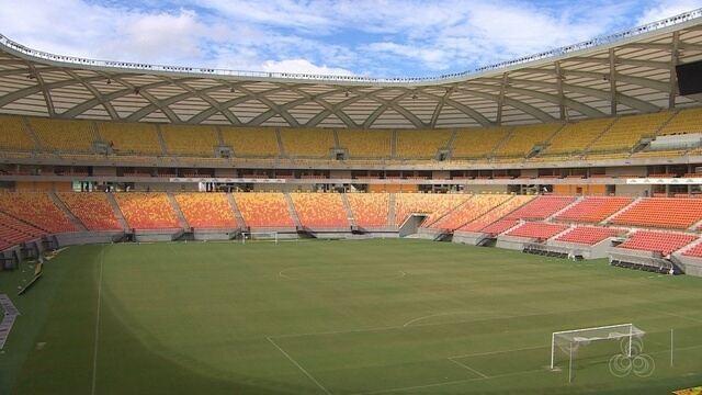 Com a proibição da venda de jogos do Brasileiro, gestão da Arena AM busca alternativas