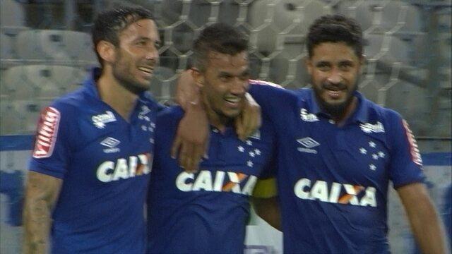 Os gols de Cruzeiro 2 x 1 Caldense pela 5ª rodada do Campeonato Mineiro