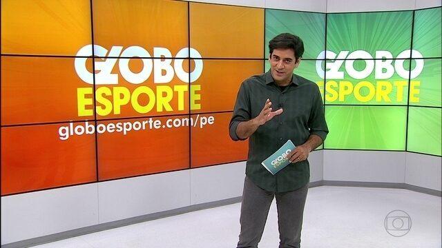 Globo Esporte/PE - 22/03/2017