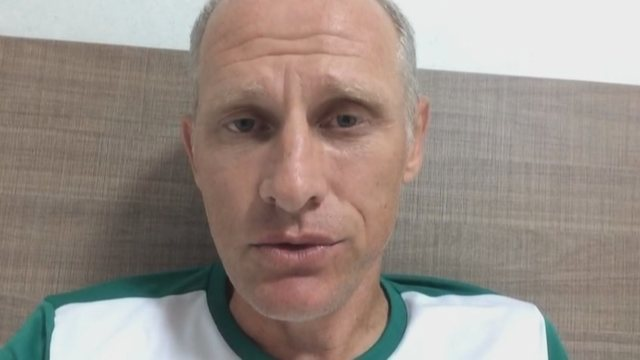 Silvio Criciúma fala sobre a última vitória do Tigre na Arena Joinville