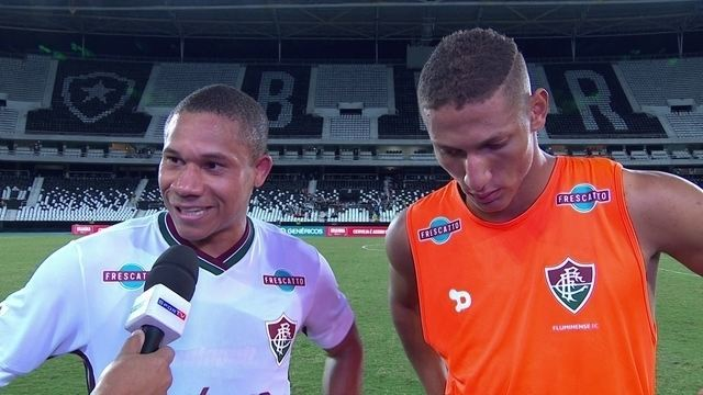 Wellington e Richarlison falam sobre a mudança de postura do Flu no 2º tempo