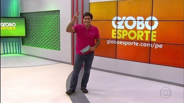 Globo Esporte/PE - 24/03/2017