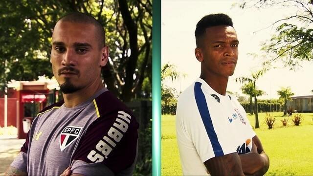 Jô e Maicon comentam sobre o clássico entre São Paulo e Corinthians