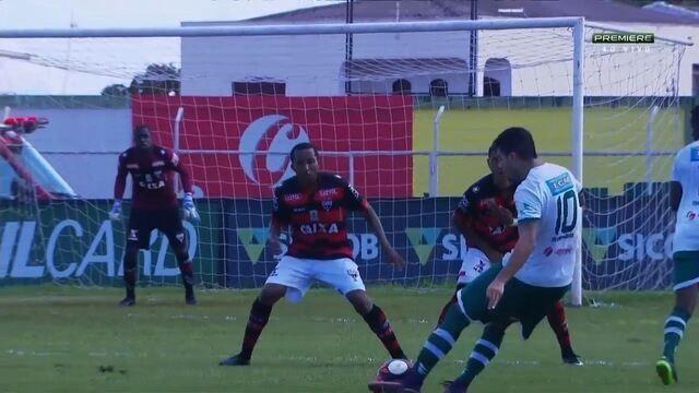 Os gols de Rio Verde 2x1 Atlético-GO pelo Goianão
