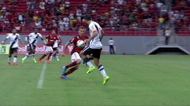 Melhores momentos de Flamengo 2 x 2 Vasco pelo Campeonato Carioca