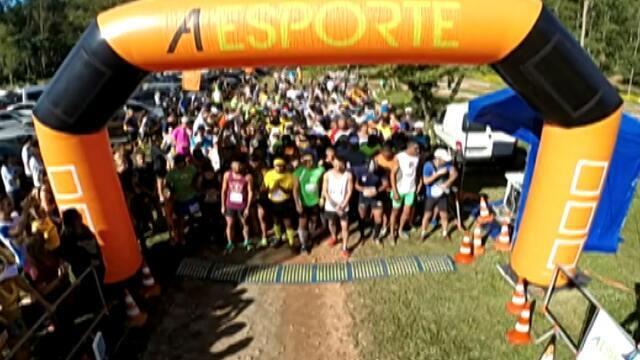 """Primeira etapa do circuito """"Amigos da Montanha"""" reúne cerca de 700 participantes"""