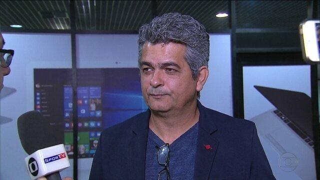 Técnico do Sport, Ney Franco já está no Recife