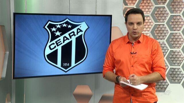 Ceará inicia preparação para semifinais do Cearense