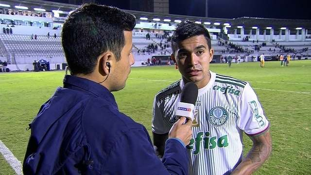 Dudu analisa derrota para Ponte Preta, e fala dos planos para seguir na Seleção Brasileira