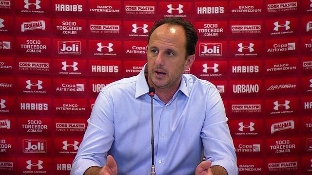 Veja a entrevista coletiva de Rogério Ceni após eliminação no Paulistão