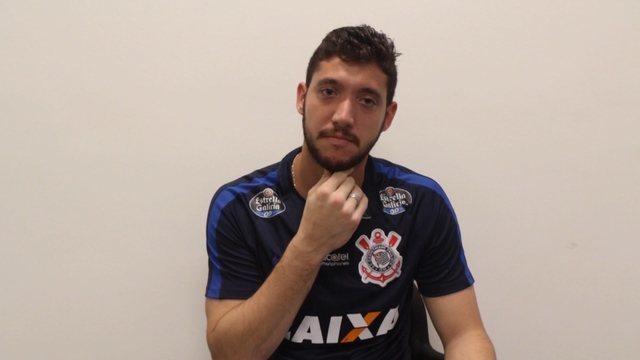 Vai, Corinthians - Caíque França, goleiro, é mais uma cria do Terrão