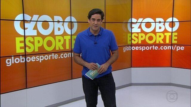 Globo Esporte/PE - 26/04/2017