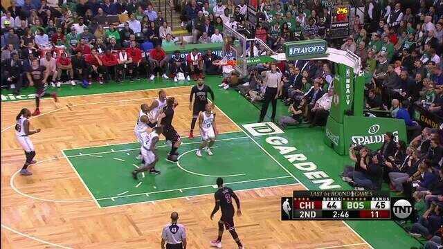 Melhores momentos: Chicago Bulls 97 x 108 Boston Celtics pelos playoffs da NBA