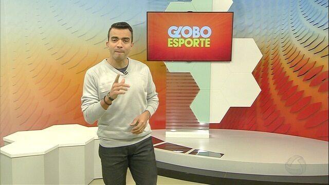Globo Esporte MS - programa de quinta-feira, 27/04/2017, na íntegra