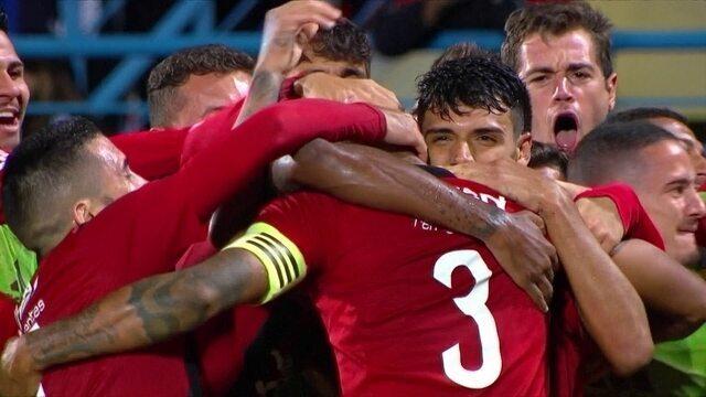 Os gols de Santo André 1 x 1 Ituano na final do Troféu do Interior do Campeonato Paulista