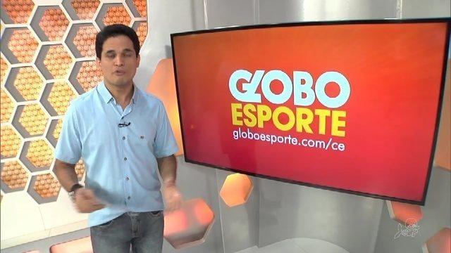 Bloco 2 - Globo Esporte CE - 29/04/2017
