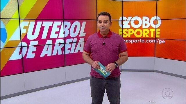 Globo Esporte PE - 29/04/17