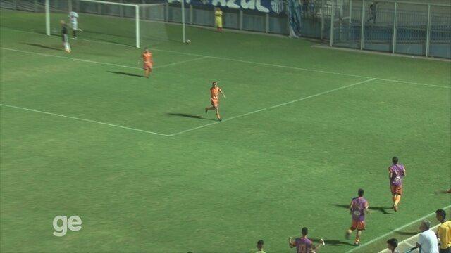 Veja os gols de Holanda 3 x 1 Rio Negro, pelo Amazonense