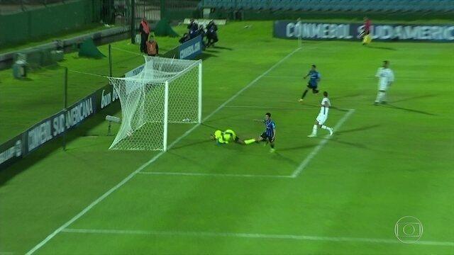 Melhores momentos de Liverpool-URU 1 x 0 Fluminense pela Copa Sul-Americana