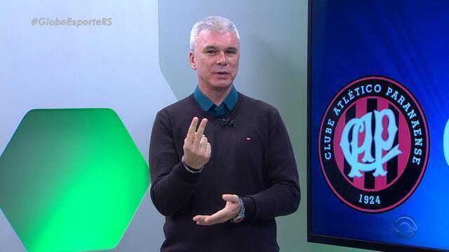 Maurício Saraiva destaca o equilíbrio na forma de jogar do Grêmio