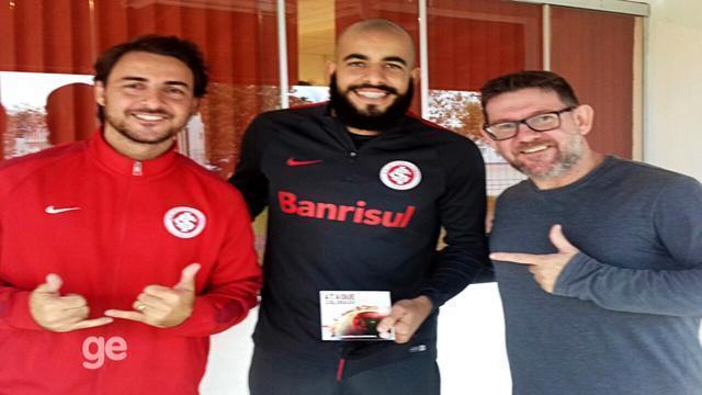 Banda cria música em homenagem a Danilo Fernandes