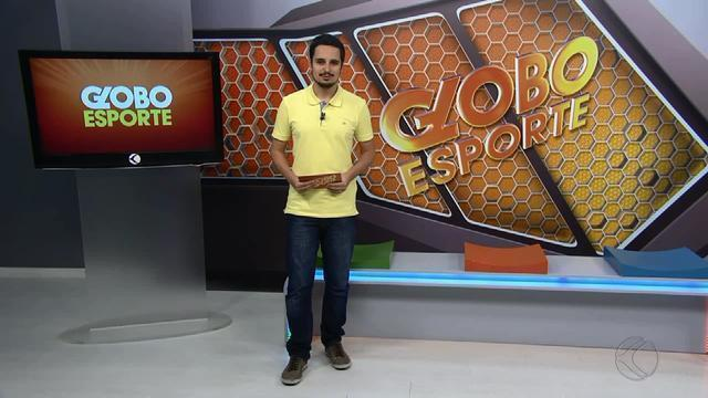 Confira a íntegra do Globo Esporte Zona da Mata desta segunda
