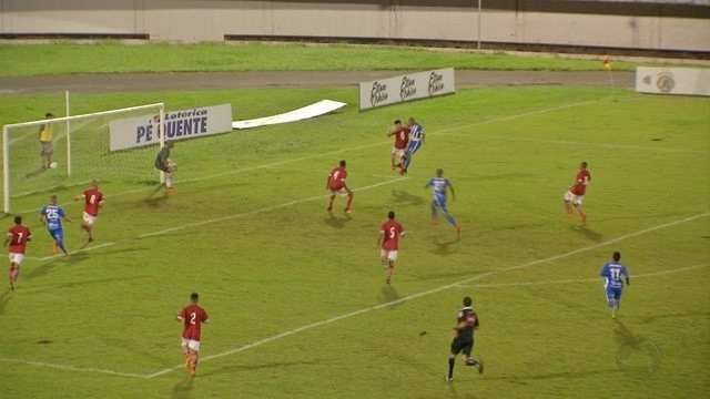 Sinop estreia com derrota na Série D do Campeonato Brasileiro