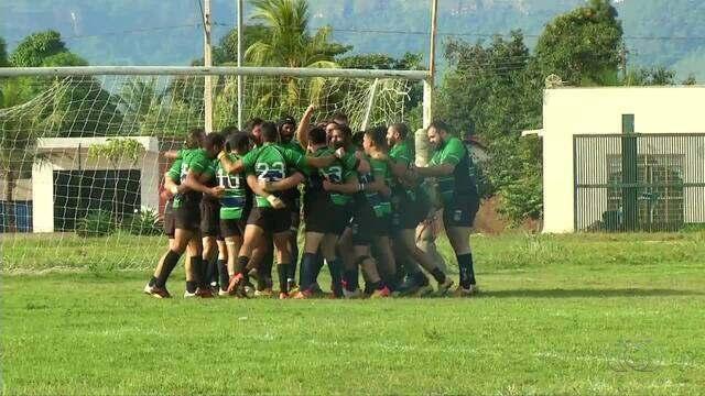 Time de Brasília e do Tocantins se enfrentam na Taça Cerrado de Rugby