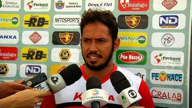 Assisinho vai jogar no Guarani de Juazeiro