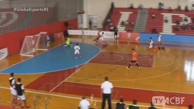 ACBF vence mais uma pela Libertadores de futsal