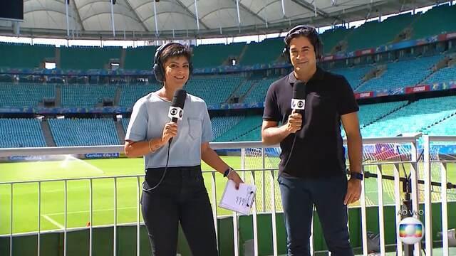 Globo Esporte BA - Íntegra do dia 24/05/2017