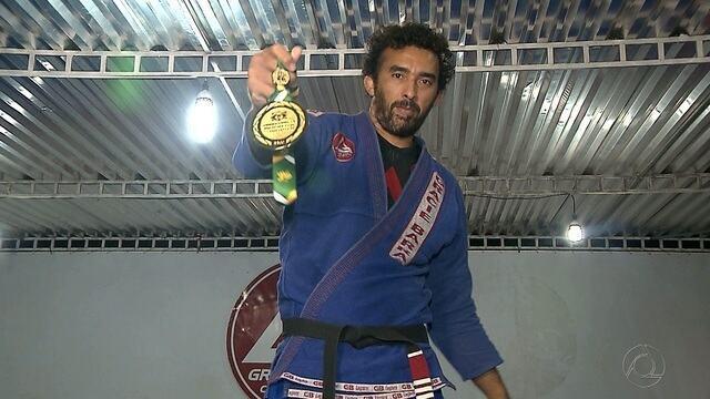 Charly Brown conquista mais um título e confirma boa fase do jiu jitsu paraibano