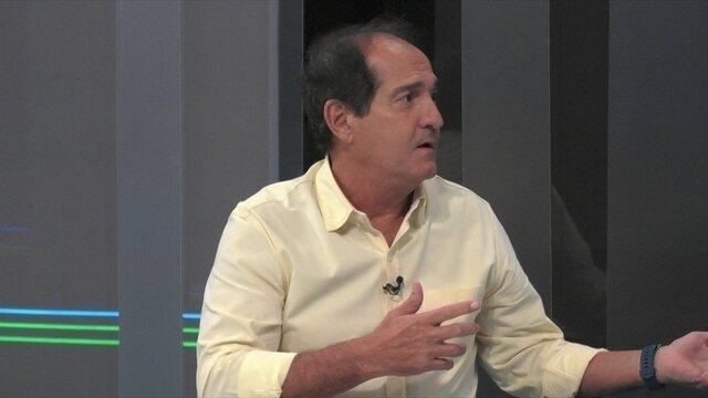 """Muricy critica jogo entre Palmeiras e Tucuman: """"Foi um peladão"""""""