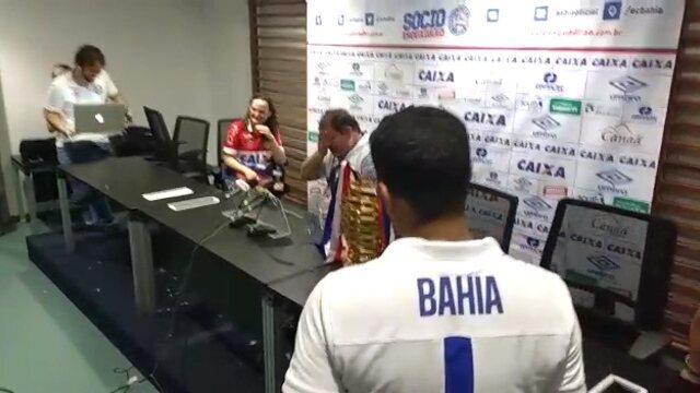 Confira um pouco da festa do Bahia após conquista da Copa do Nordeste