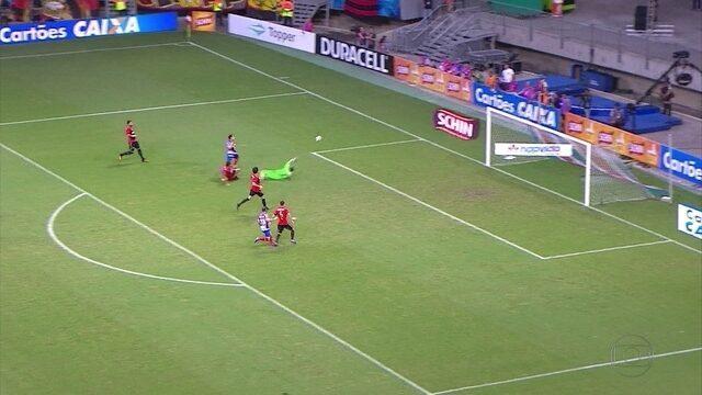 Na decisão da Copa do Nordeste, Bahia desbanca Sport e fica com o título