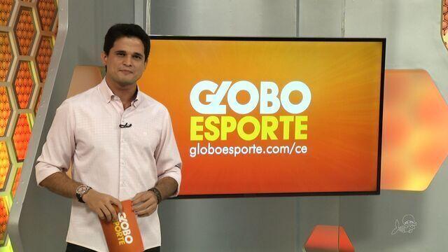 Confira a íntegra do Globo Esporte CE - 26/05/2017