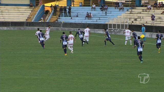 Fora de casa, Rio Branco-AC vence São Francisco e mantém liderança do grupo A3