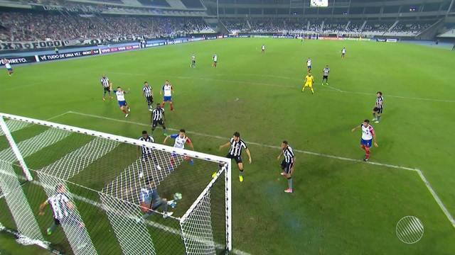Bahia é derrotado pelo Botafogo