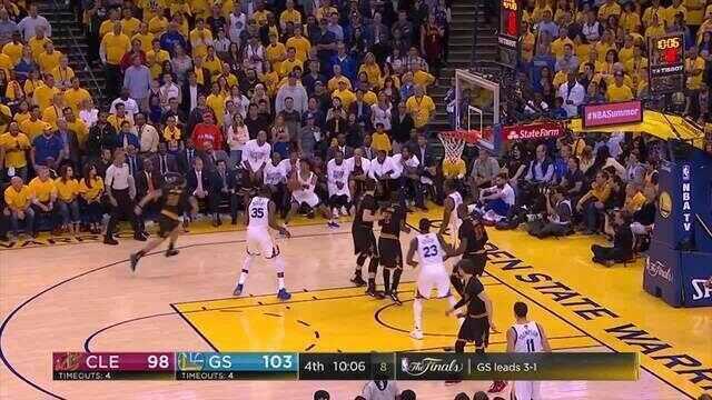 Confira as melhores jogada de Kevin Durant na final da NBA