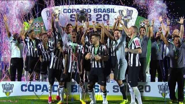 BLOG: Da roça à taça: a história de Cleiton, herói da final da Copa do Brasil Sub-20