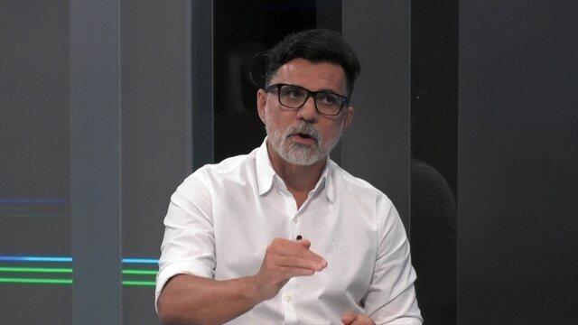 """Ricardo Rocha elogia Bruno Silva, do Botafogo: """"Melhor jogador do campeonato"""""""
