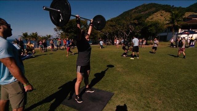 Eu Atleta: Juliano Ceglia mostra competição de Crossfit