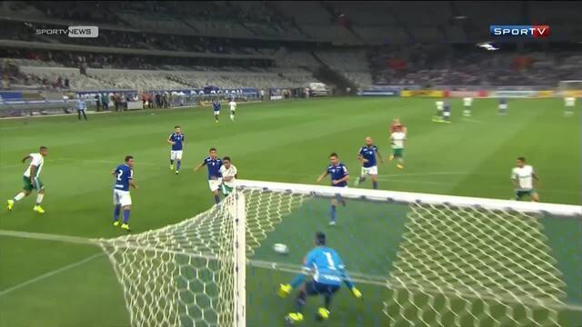 Palmeiras elimina o Cruzeiro e segue caminhada rumo ao título da Copa do Brasil de 2015