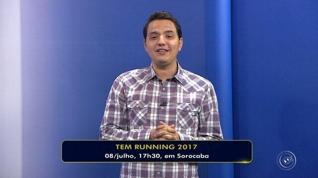 Inscrições para TEM Running em Sorocaba estão encerradas