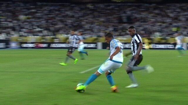 Melhores momentos de Botafogo 0 x 2 Avaí pela 10ª rodada do Brasileirão